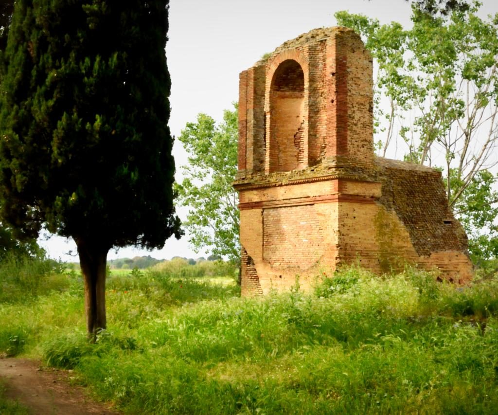 Appia antica Bovillae